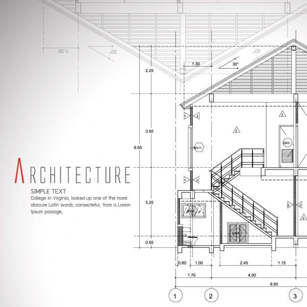 9 best caratula taller images on Pinterest Free vector art - plan maison cubique gratuit