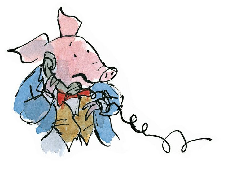 178 best images about Quentin Blake on Pinterest   Revolting ...