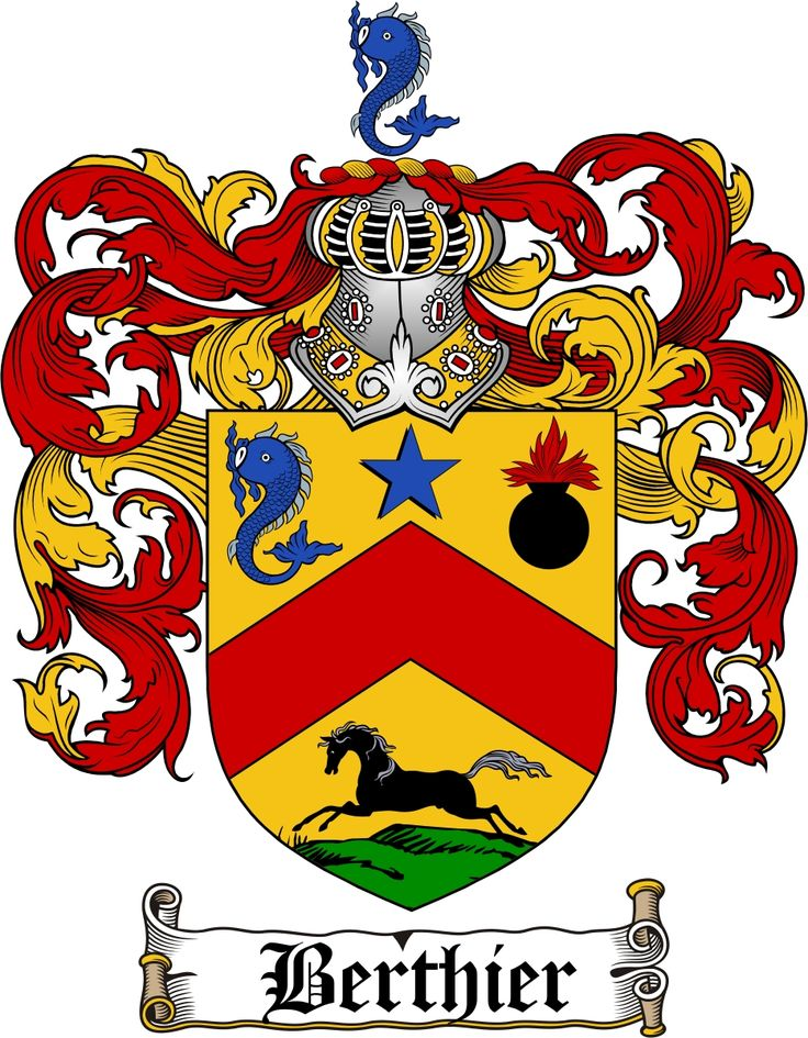 Crocker Family Crest / Crocker Coat of Arms
