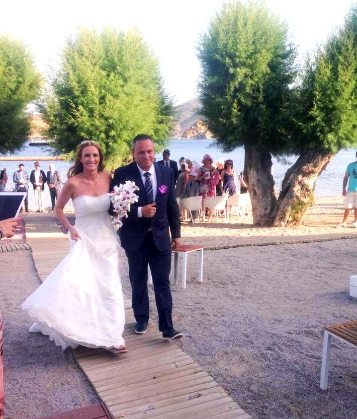 Congratulations.|  #wedding #patmos #patmosaktis
