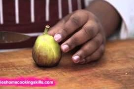 How to prepare figs - Jamie Oliver's Home Cooking Skills