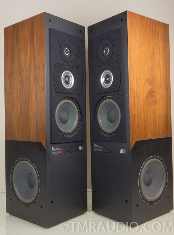 Acoustic Research Ar90 L Vintage Floorstanding Speakers Excellent The Music Room
