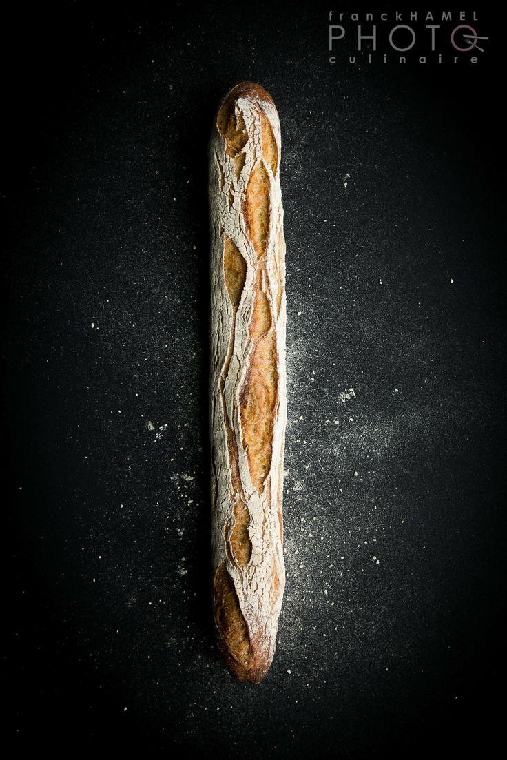Franck Hamel - bread/baguette