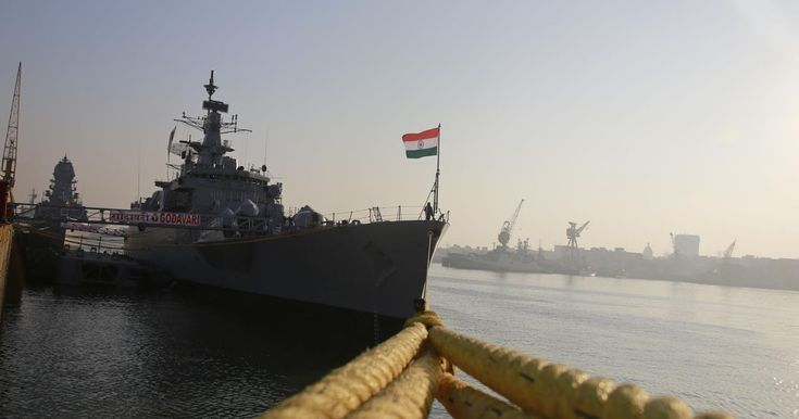 India Test-Fires Nuclear-Capable Ship-Launched Ballistic Missile