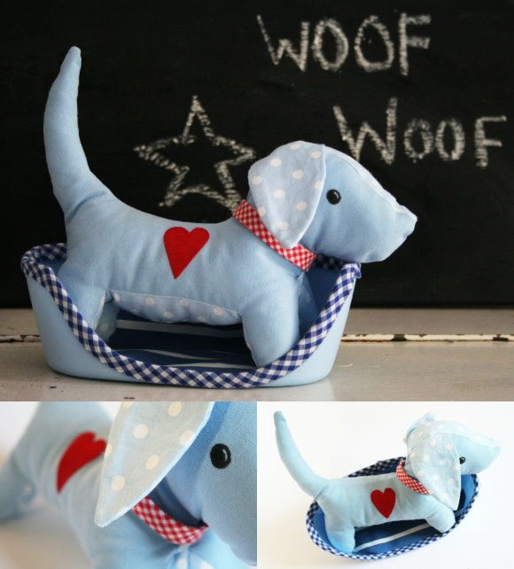 titatoni ♥ DIY: The Best Friend ... {Free pattern in PDF} Can be translated but pattern is very easy