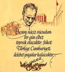 Atatürk   Hat sanatı