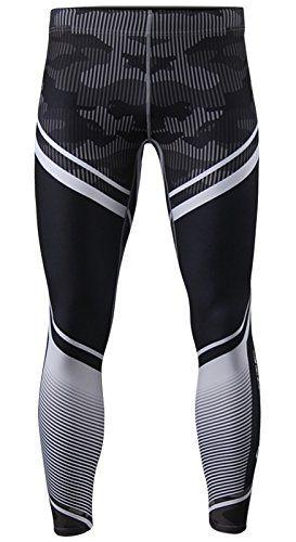 91f62d3659f57b Sports Apparel zipravs Mens Compression Jogging MMA Jiu Jitsu Workout Long  Tight Pants Leggings