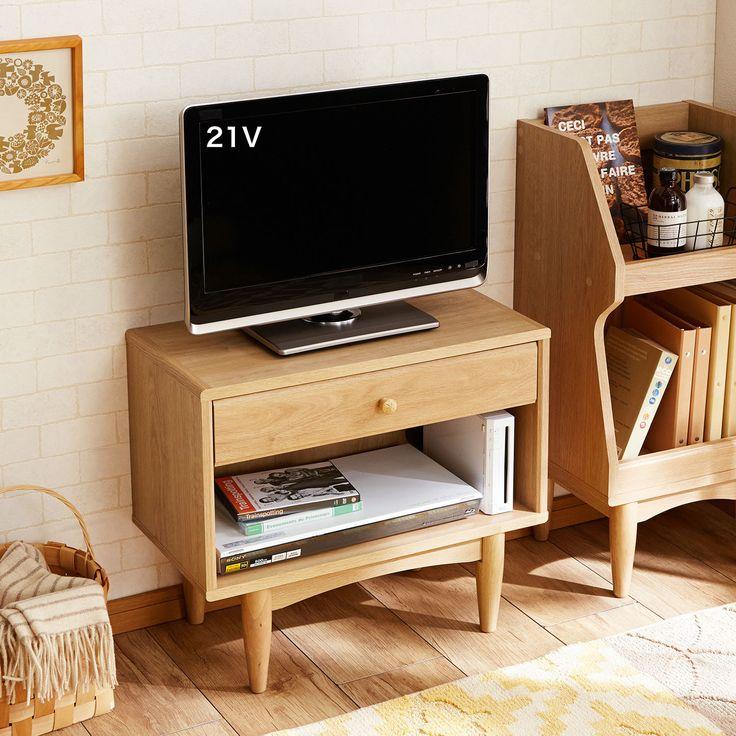 薄型コンパクトテレビ台