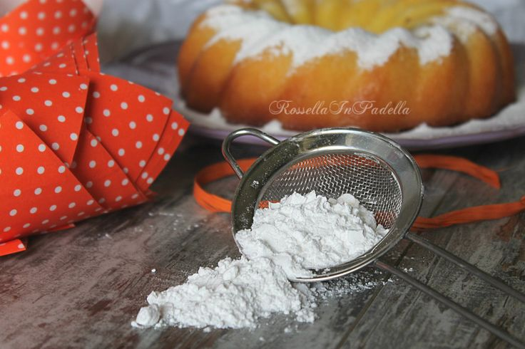 zucchero a velo professionale, come in pasticceria