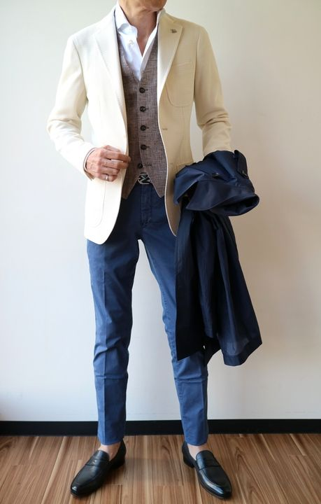 Professional Work Outfit for Men