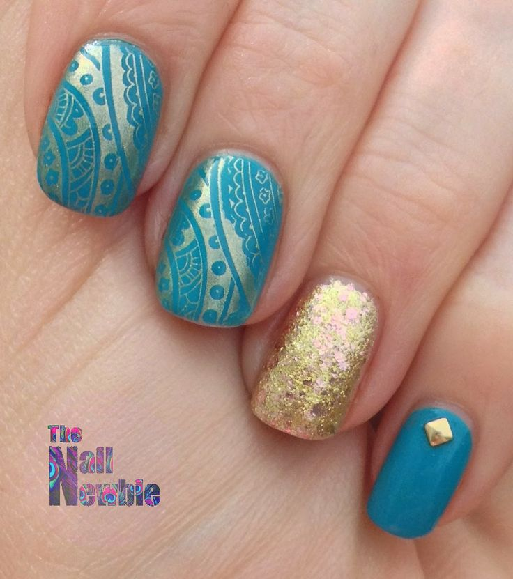 1184 best Funky nails images on Pinterest | Cute nails, Nail ...