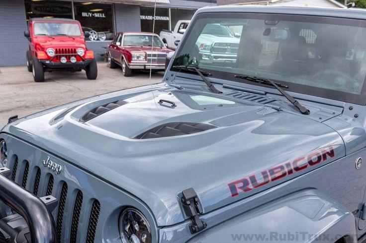 Hail damaged hood! - Jeep Wrangler Forum