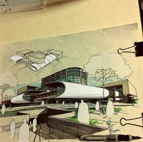 Arq. Conceptual Design ArchitectureArchitecture DrawingsArch ...