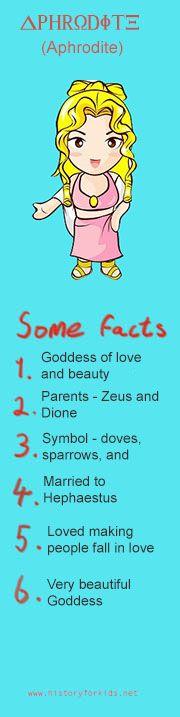 hephaestus greek god biography for kids