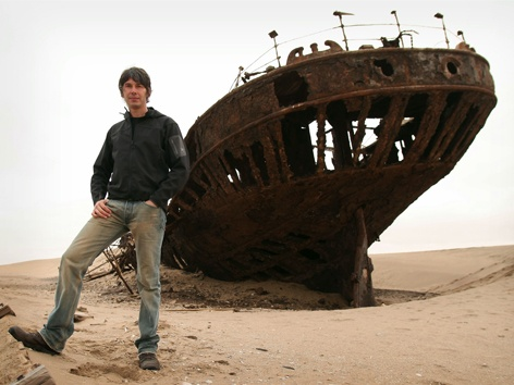 Brian Cox Time Travel Lecture