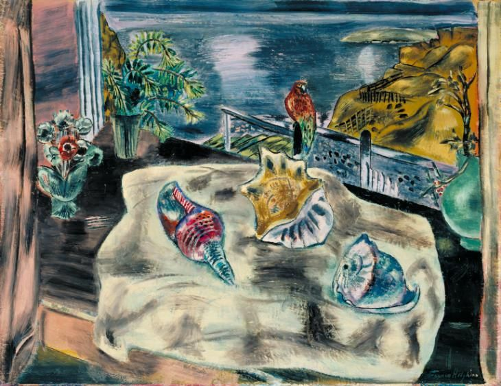 """'WINGS OVER WATER' (1931-2) 