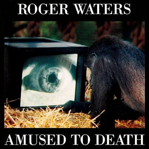 Roger Waters, Amused To Death*****: For me, this is the first Waters album that actually sounds like a Waters album and not a potential Pink Floyd album. Sure, Pink Floyd could have made this (with all members), but I think that might have detracted from the effort. I'm not sure Gilmour could have contributed to the music here. That being said, this is the best of Waters' solo efforts. 11/19/14