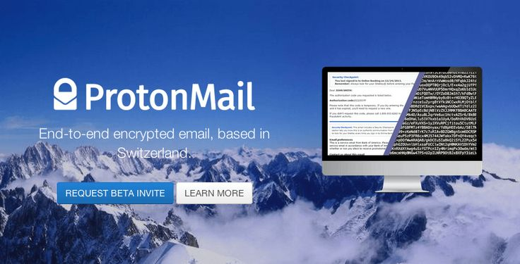 ProtonMail Launches Encrypted Email for iOS, Android