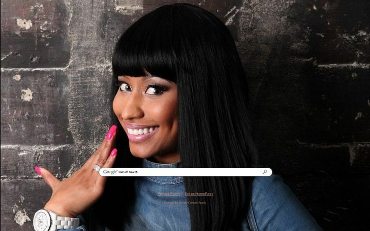 Nicki Minaj Theme from ShinySearch