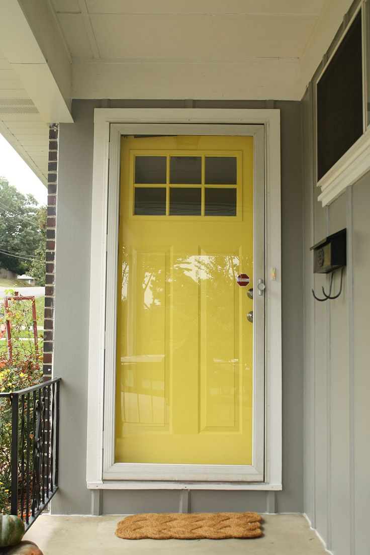 Best 20 glass storm doors ideas on pinterest storm doors glass i can ideally see this door on our house yellow top windows for light eventelaan Gallery