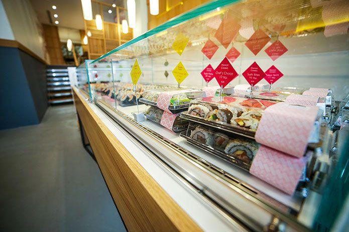 Mongo Sushi Spot !!!  Αθήνα: Σκουφά 51, Κολωνάκι