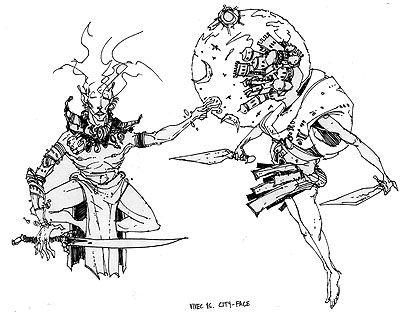 The Metaphysics of Morrowind