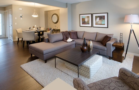 Bolero Showhome - Main Floor