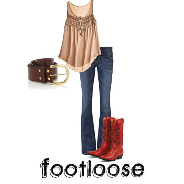 84 best Footloose Costumes images on Pinterest | Footloose ...