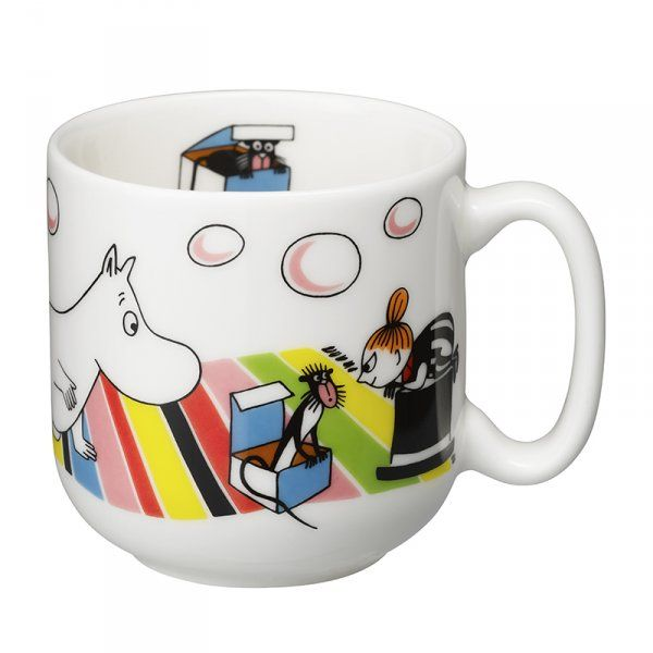 Moomin_Children'ssetMug1