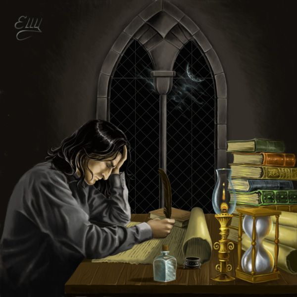 severus snape essay Get an answer for 'what is a critical analysis of the character proffessor severus snape in all the harry potter series' and find homework help for other harry potter novels questions at.
