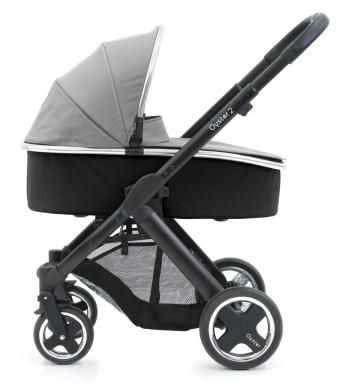 BabyStyle Oyster 2 Pram Silver Mist Simply excellent http://www.curiositycreates.co.uk/