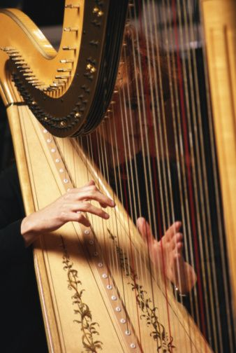 17 Best Images About Enchanting Harp On Pinterest