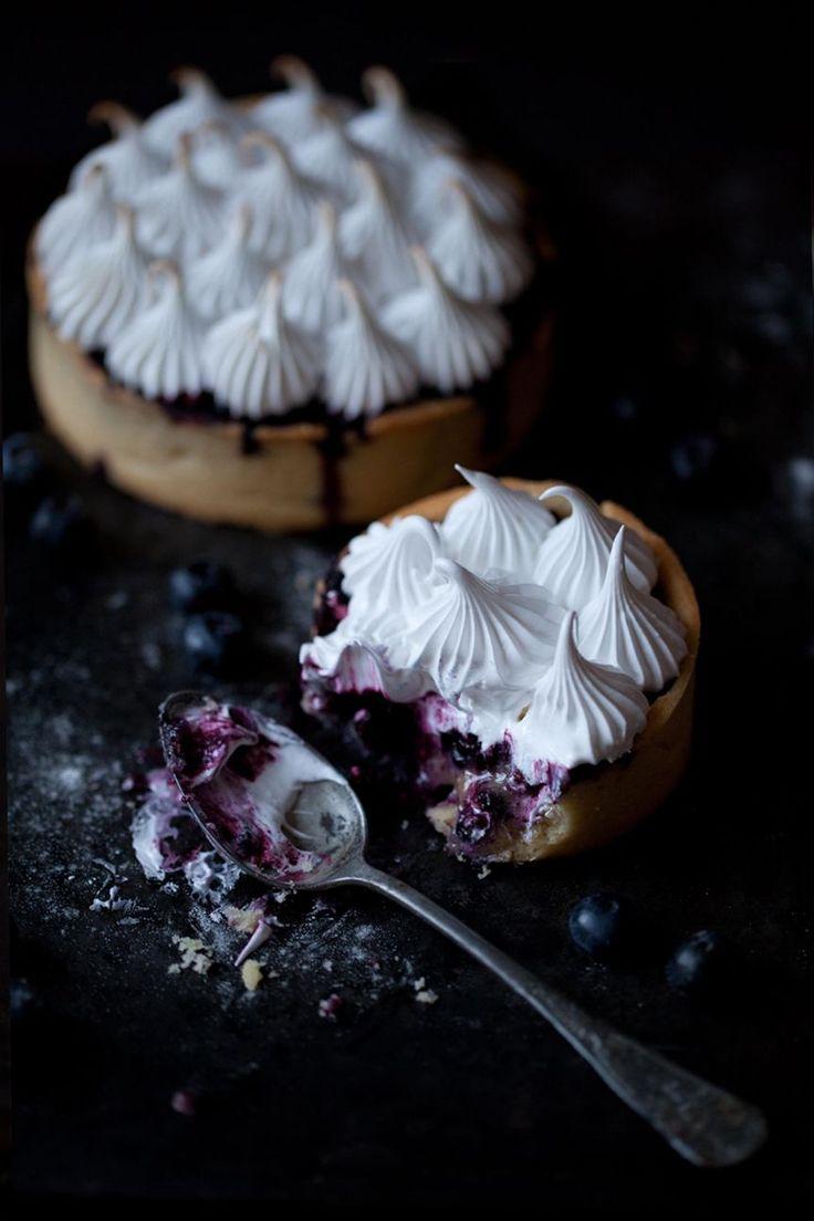 Myrtilles Blueberries / My Little Fabric