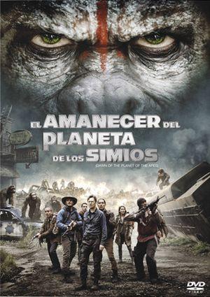 G 8-88/2522 - El amanecer del planeta de los simios [Imagen de http://www.casadellibro.com/ ]