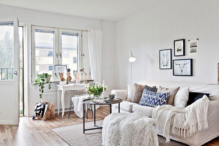 1000+ Ideas About White Studio Apartment On Pinterest