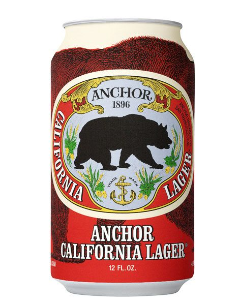 I love everything about Anchor, including these new California Lager cans, except the actual beer. The brewery tour is great.