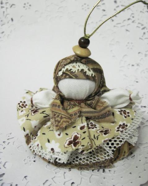 Кукла-колокольчик Анны Проскуриной, г. Старый Оскол, Белгородская обл, Россия