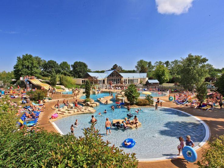 #Camping Castel Parc de Fierbois 5* à Sainte-Catherine-de-Fierbois au cœur du Val de Loire
