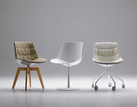 Flow chair - Jean-Marie Massaud - MDF ITALIA