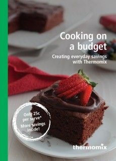 Cooking on a budget....Featuring recipes such as Beef stew with buttermilk dumplings and The $4 choc mud cake, plus handy cost indicators and waste saving guides, this book is a great helping hand for anyone trying to balance a budget. Feeding your family with wholesome, quick and easy meals without blowing the budget is now easily done with Thermomix!