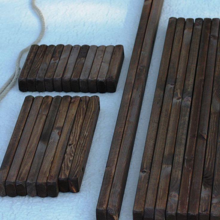 Leżak ekologiczny EcoChair, brązowa brzoza | Bonami