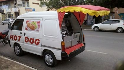 Hot-Dog Stand