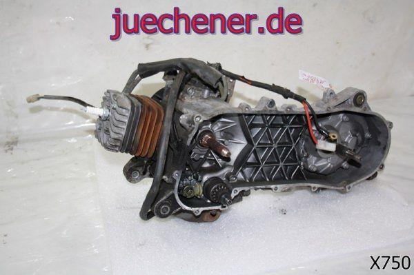 Vespa ET2 Motor 18900km