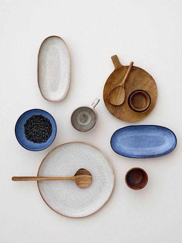 Sandrine tableware from Bloomingville