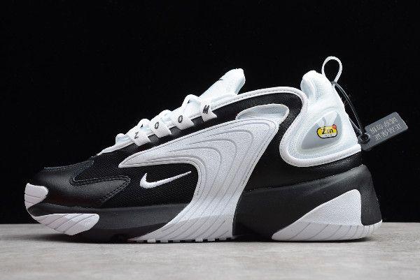 2019 Nike Zoom 2K Black/White AO0269