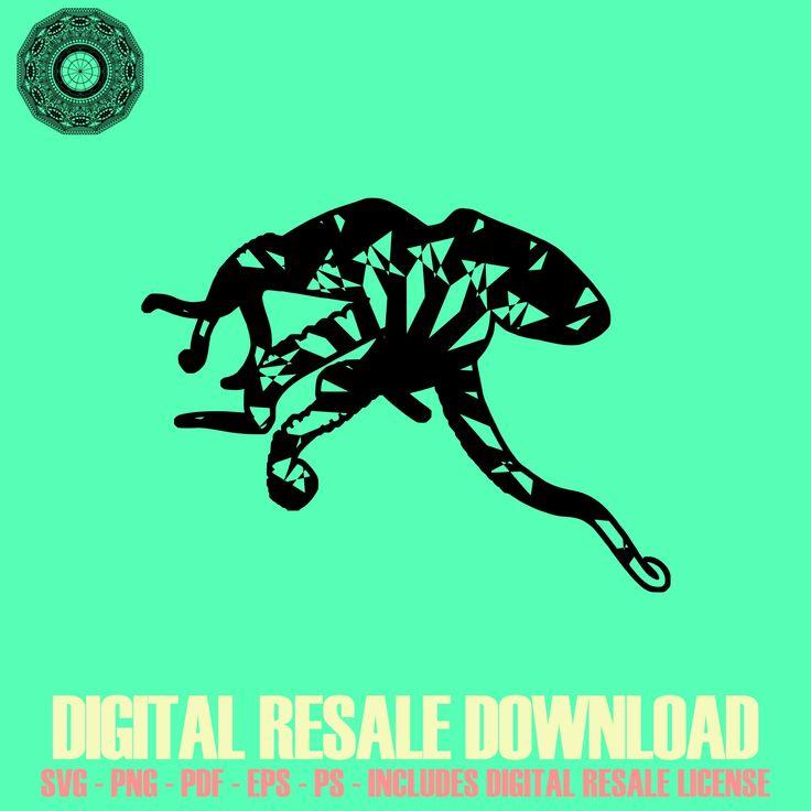 Download Octopus Mandala SVG November Collection Digital Download ...