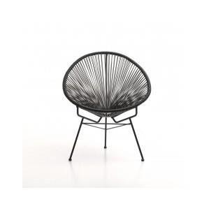 Pi di 25 fantastiche idee su fauteuil jardin su pinterest - Chaise acapulco noir ...