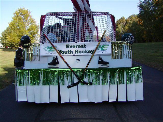 hockey parade floats - Google Search