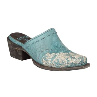 Lane Boots 'Dawson Mules' Women's Cowboy Boots - Overstock ...