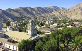 Catholic Church in Copiapo, Chile